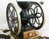 Antique ENTERPRISE PHILADELPHIA No.3 Coffee Grinder Double wheels Mill Koffiemolen Kaffeemuehle Molinillo Moulin Cafe Macinacaffe