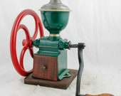 Antique PEUGEOT FRERES C1 Coffee Grinder Mill Cast-Iron Moulin Molinillo Cafe Kaffeemühle Macinacaffe