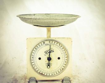 Vintage KRUPS Food Candy Scales Kitchenscale Balance Küchenwaage Weegschaal