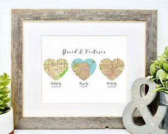 1st anniversary gift for husband | Etsy