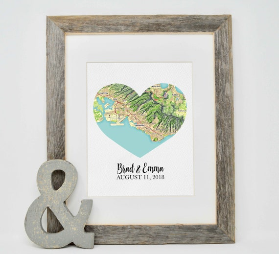 Bridal Shower Gift Destination Wedding Gifts For Couple Beach Etsy