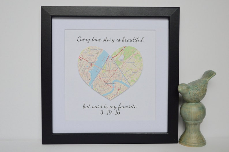 Anniversary Gift  Personalized with the couple's name image 0