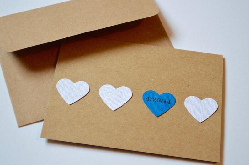 Handmade Matching Card image 0