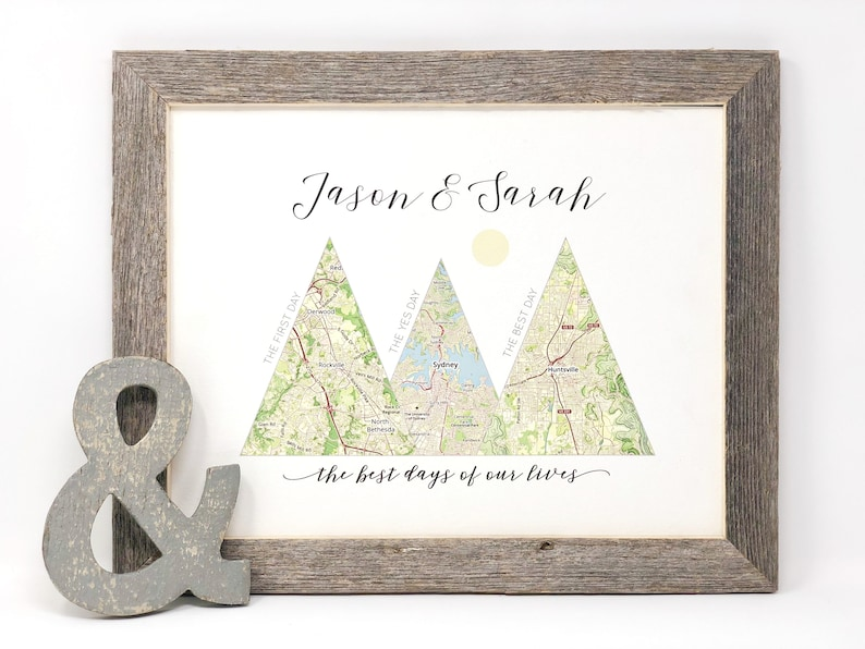 Gift For Bride From Groom Wedding Day Gift Gift For Groom From Etsy