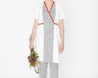 Kimono dress White