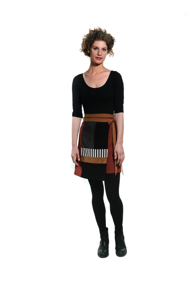Wrap Skirt : BAUHAUS Autumn image 0