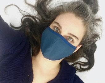 Organic Cotton Mask BICOLORE