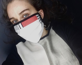 Mask BAUHAUS Fold