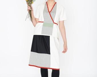 Kimonotop White