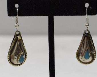 Earrings Afghanistan Turquoise Earrings