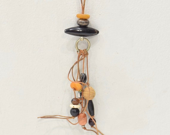 Necklace Southwest Style Cord Necklace