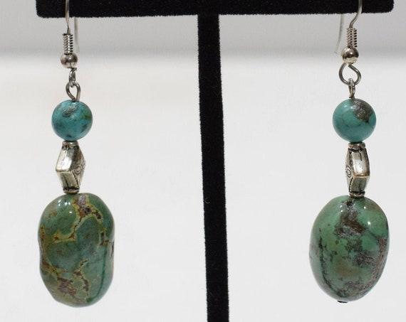 Earrings Chinese Turquoise Dangle Earrings