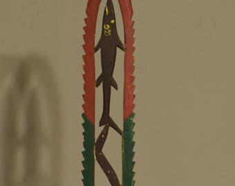 Papua New Guinea Tolai Dance Wand New Britain