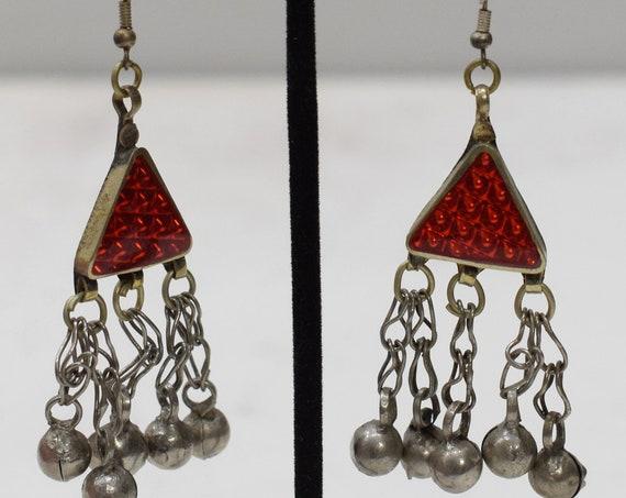 Earrings Afghanistan Reflector Light Earrings