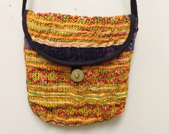 Chinese Purse Hmong Embroidered Purse Hill Tribe