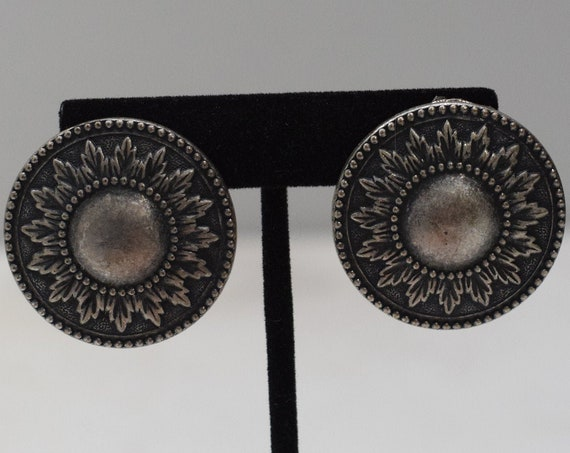 Earrings India Silver Clip Earrings