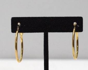 Earrings Gold Hoop Earrings