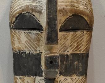 African Mask Songye Tribe Male Kifwebe Mask