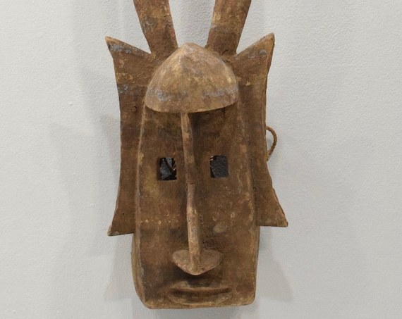 Mask African Dogon Rabbit Mask 29.5""