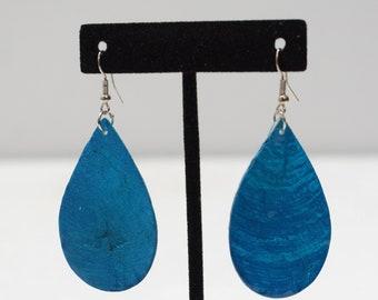 Earrings Dyed Shell Earrings