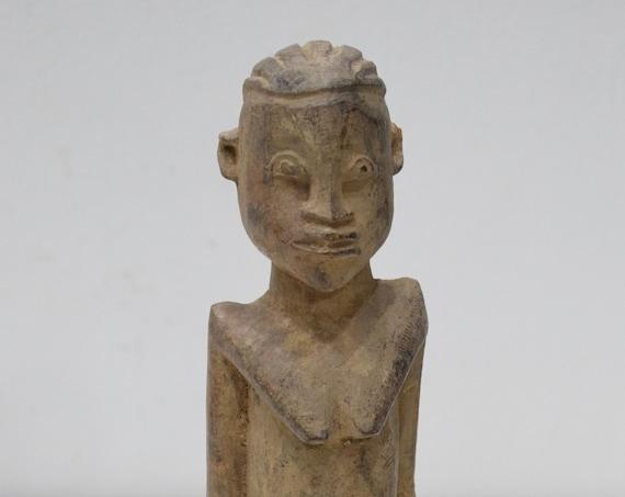 "African Lobi Statue Female Burkina Faso 12"""