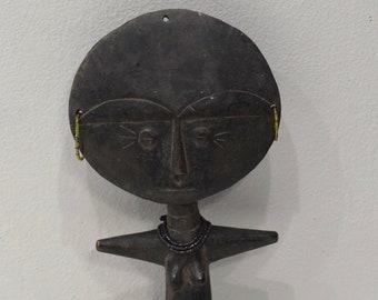African Ashanti Figure Ghana Fertility Doll
