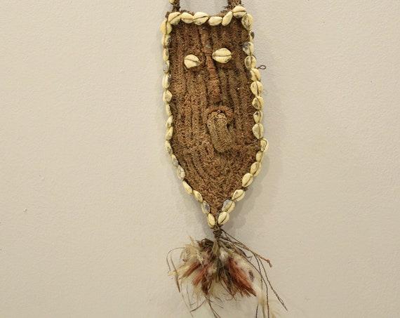 Papua New Guinea Necklace Cowrie Shell Kaminabit Village Wealth Status Necklace