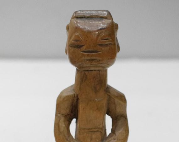 African Ewe Wood Doll Fetish Statue Togo/Ghana