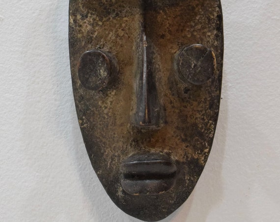 African Mask Grebo Tribe Liberia Initiates Elders Grebo Mask