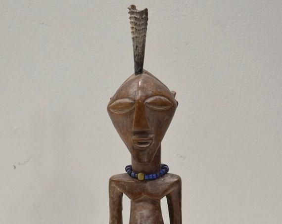 African Statue Songye Fetish Congo