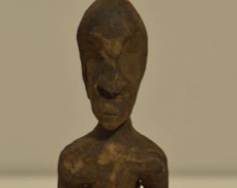 New Zealand Figure Kairu Islands Trance Spirit Statue