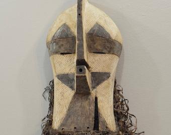 Mask African Songye Male Songye Mask