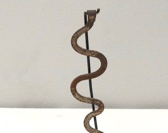 African Iron Snake Currency Lobi Burkina Faso