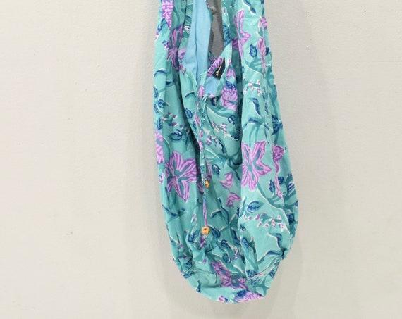 India Shoulder Bag Cotton Hand Sewn Colorful Shoulder Bag