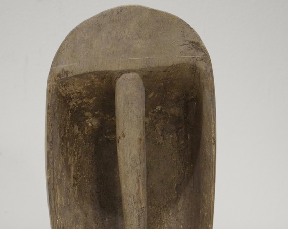 Papua New Guinea Bailer Wood Handle Bailer Water Scoop Canoe Milne Bay