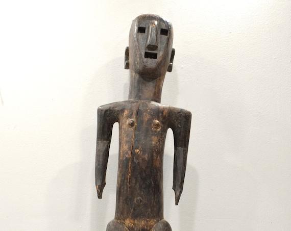African Statue Sukuma Tribe Tanzania