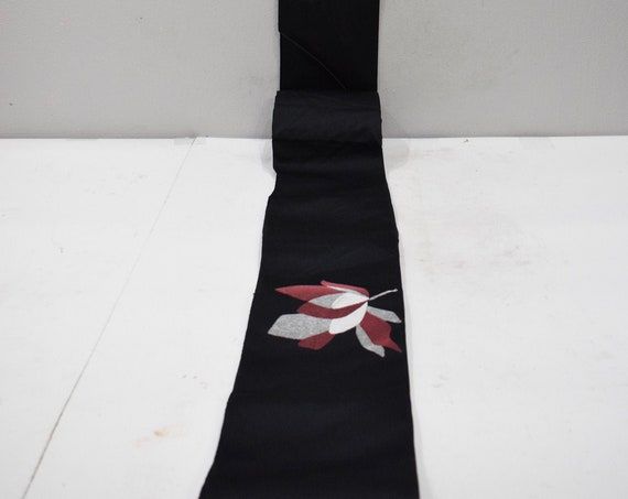 Japanese Silk Obi or Sash Womens Kimono Belt