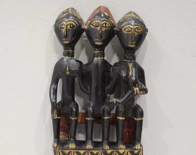 Featured listing image: African Ashanti Comb Ghana Presitge Status Comb
