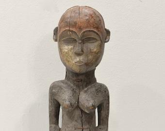African Mbete Statue Gabon