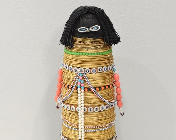 African Venda Fertility Doll South Africa