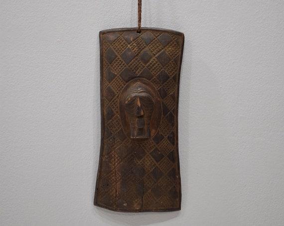 African Mask Board Songye Congo