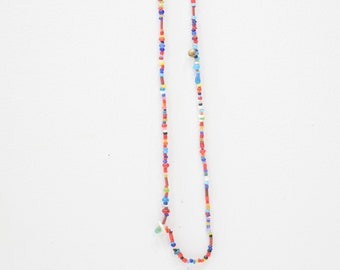 Necklace Assorted Strands Colorful Beaded Necklaces