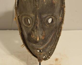 Mask Papua New Guinea Ancestor Vokeo Islands Mask