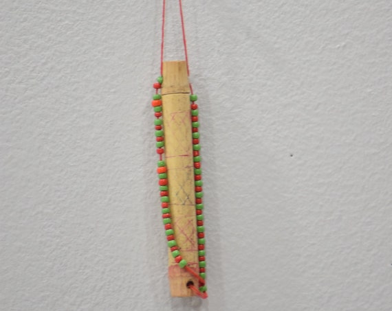Thailand Akha Tribe Needle Case