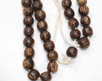 Beads Philippine Palmwood Round Beads 10mm