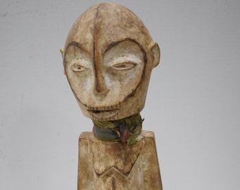 Statue African Lega Sculpture