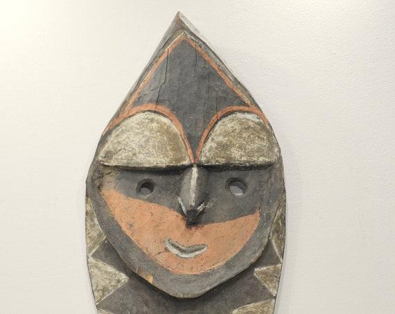 Papua New Guinea Mask Yina Yam Harvest Mask