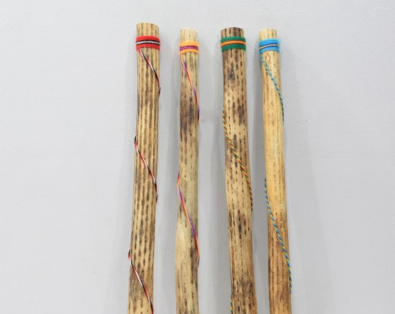 Rainstick Chilean Cactus Handmade Rainstick