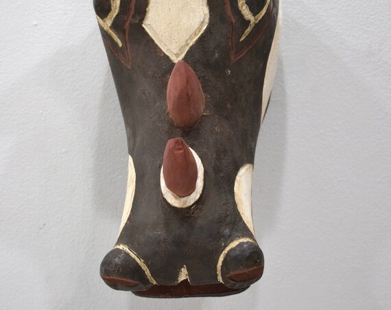 African Mask Bobo Rhino Burkina Faso Mask