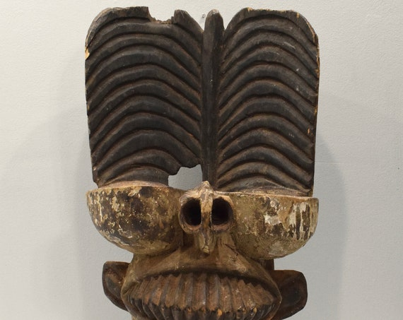 Stool African Bamileke Batcham Chair Cameroon
